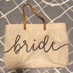 Large BRIDE bag